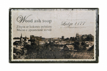 Image: Wood ash soap