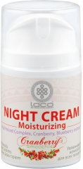 Image: Moisturizing night cream